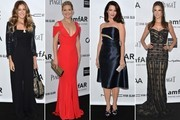 Best & Worst Dressed - amfAR's 2012 Los Angeles Gala