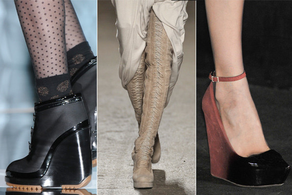 10 Best Shoes of New York Fashion Week Fall 2011