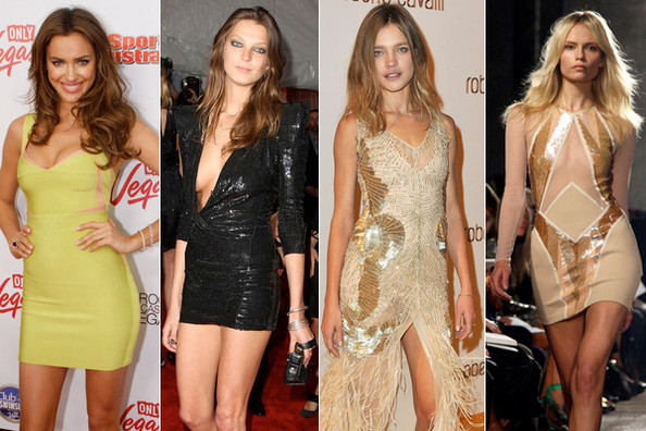 Russia's 10 Top Models