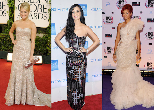 What the Stars Should Wear to the 2011 Grammy Awards