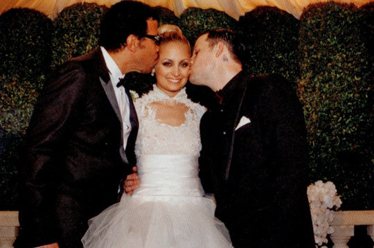 More Nicole Richie Wedding Dress Photos Revealed - Daily Dish ...