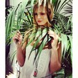 Erin Heatherton Goes Tropical