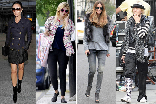 The Best And Worst Celebrity Street Style Stylebistro