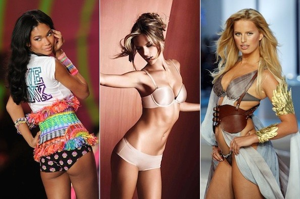 100 Hottest Supermodels