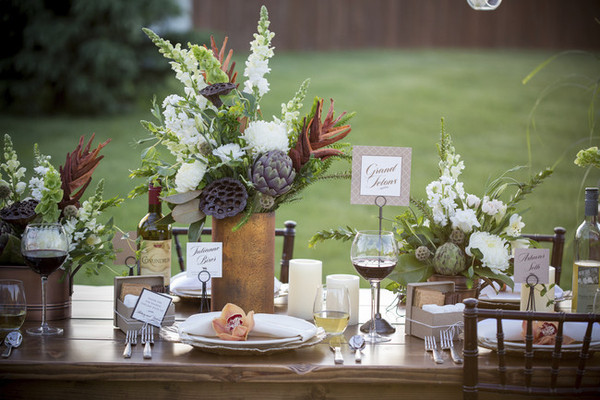 Survive Any Fall Wedding Disaster with Tips from Wedding Expert Kellee Khalil