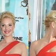 Katherine Heigl's Casually Pinned-Up Curls