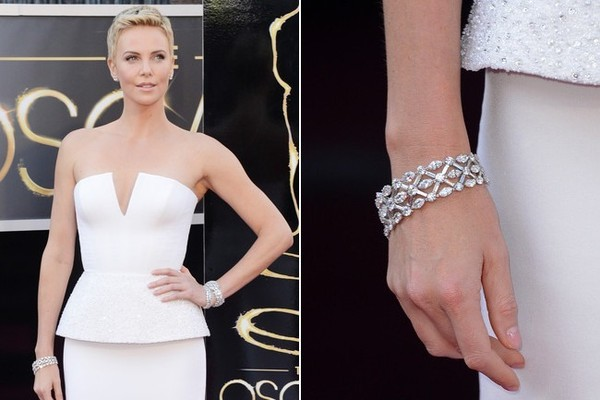 Charlize Theron: $4.5 million