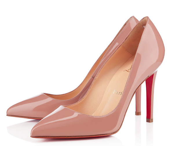 Red Paint Sales Soar 40 Percent as Women Paint their Soles to Mimic Christian Louboutins