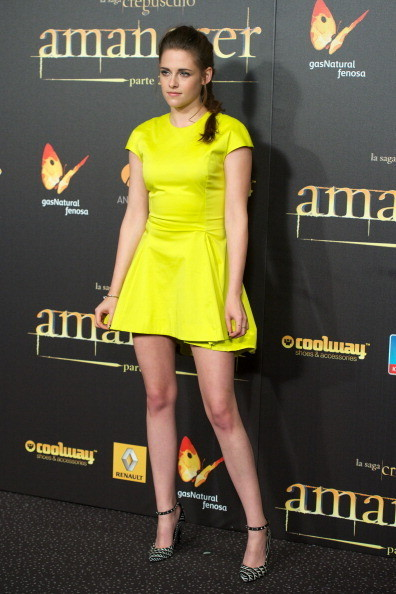Another Day, Another 'Breaking Dawn - Part 2' Premiere—This Time in Madrid