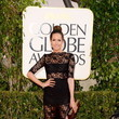 Louise Roe at the 2013 Golden Globes