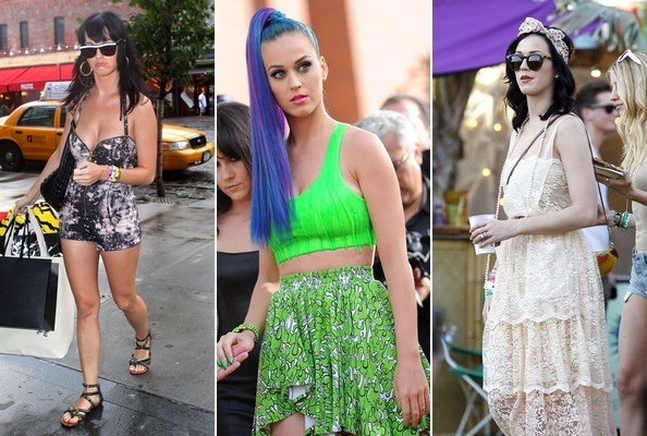 Katy Perry Loves the '90s