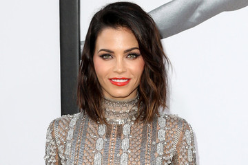 Look of the Day: Jenna Dewan-Tatum's Metallic Moment