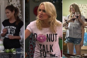 Top Five Slogan Tees Worn By Your Favorite Summer Series Stars