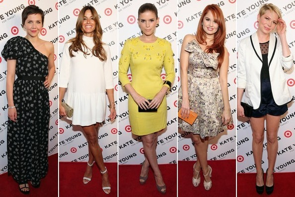 Best Dressed at the Kate Young for Target Launch Party