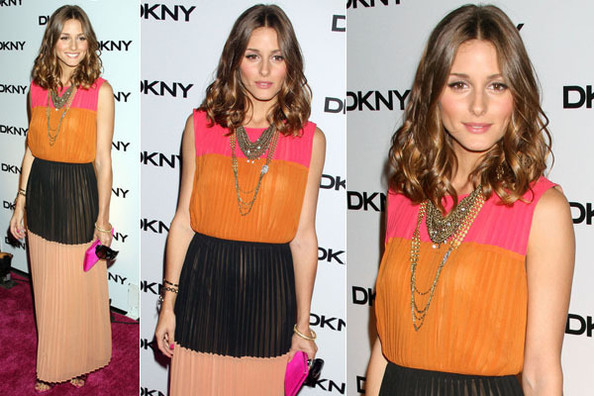 Look of the Day: Olivia Palermo in DKNY