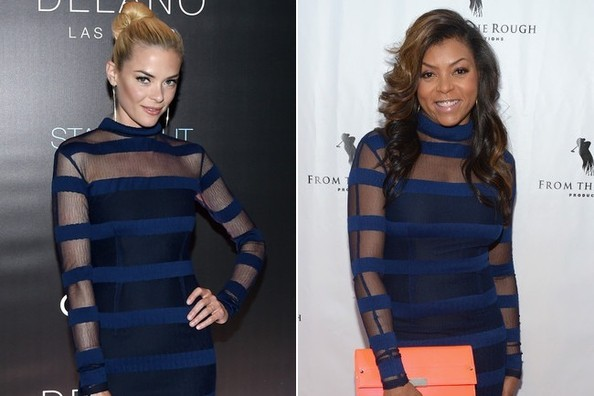 Who Wore It Better: Jaime King or Taraji P. Henson