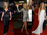 The Red Carpet Stylings of Jennifer Aniston