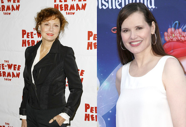 Report: Susan Sarandon and Geena Davis Reunite for 'Thelma & Louise' Spread