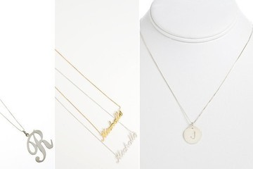 Weekend Deal: Exclusive Discount on Personalized Necklaces from AntoniaBee