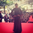 Karlie Kloss Hits Up Cannes