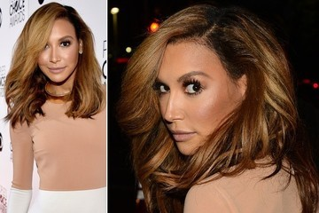 Hair Hue Switcheroo: Naya Rivera Dyed Her Hair Blonde!