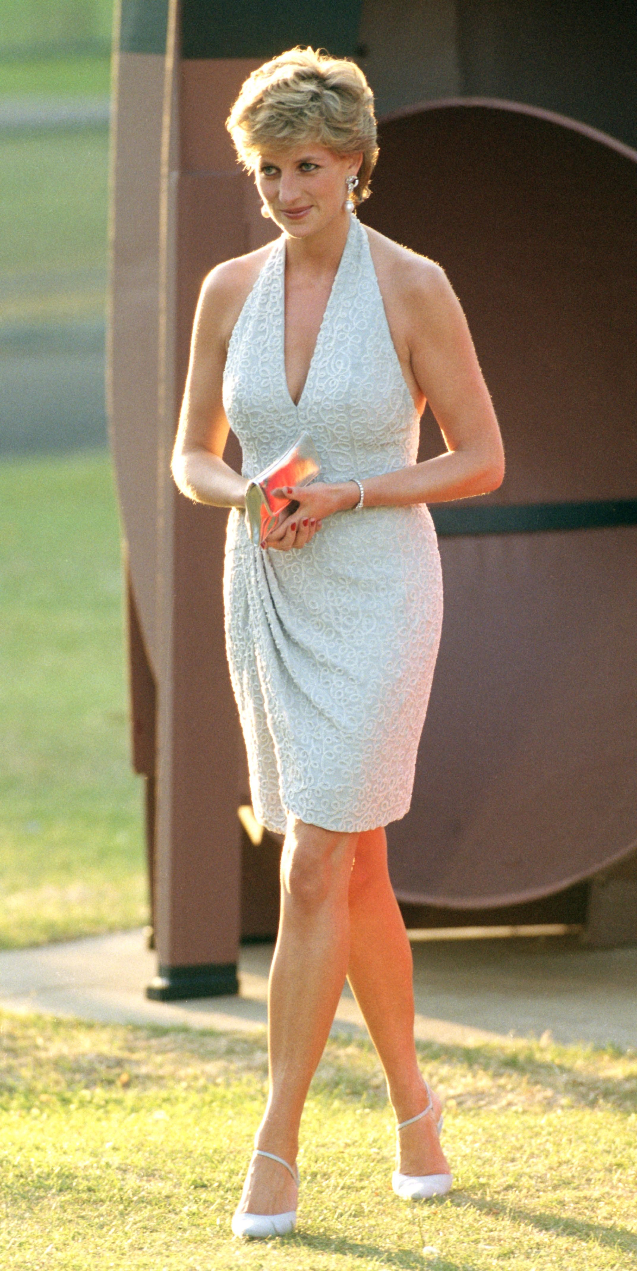 1995: Princess Diana - The Most Iconic Royal Outfit From