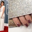 Kady Z's Nail Art at the 2013 Grammy Awards