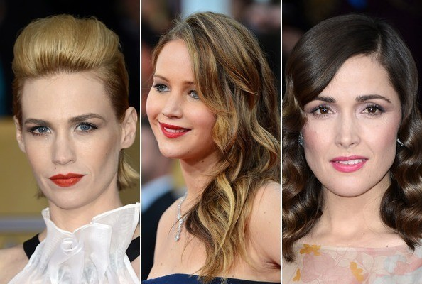 SAG Awards 2013 - Best Beauty Looks