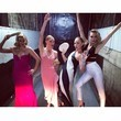 Stella McCartney Dances With Her Met Ladies