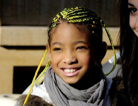 Hot or Not: Willow Smith's Neon Yellow Braids