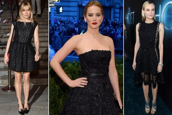 The Top 30 Little Black Dresses of the Season