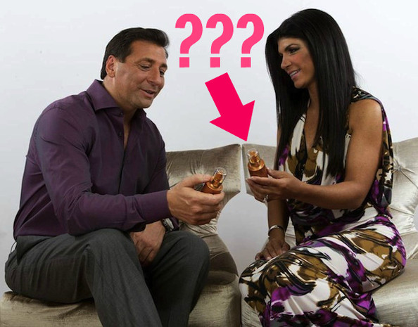 Teresa Giudice's Haircare Line Name to be Revealed Soon. Obv, the Suspense is Killing Us