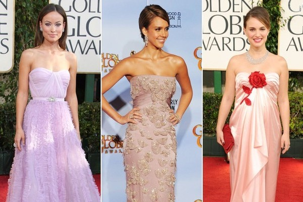 The Best Golden Globes Red Carpet Looks of All Time