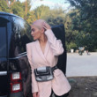 Kylie Jenner Post-Pregnancy Outfit: September 2018