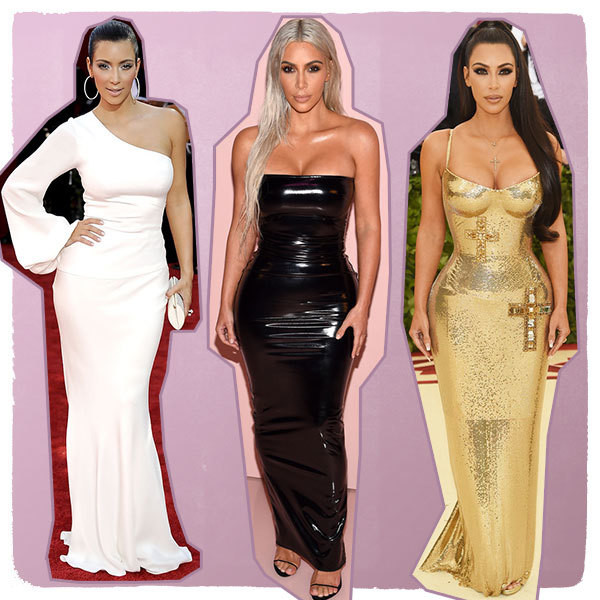 The Style Evolution of Kim Kardashian