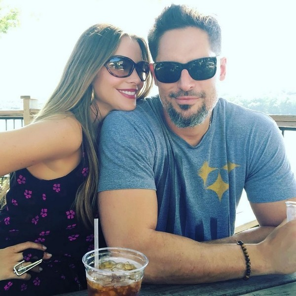 Joe Manganiello Flirts With His Gal