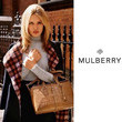 Georgia May Jagger Reps Mulberry