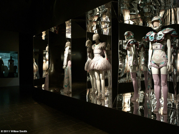Willow Smith Was Inspired by the Met's Alexander McQueen Exhibit