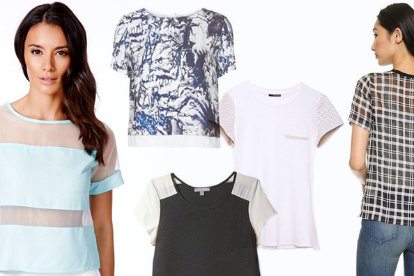 Dressy Tees for Summer