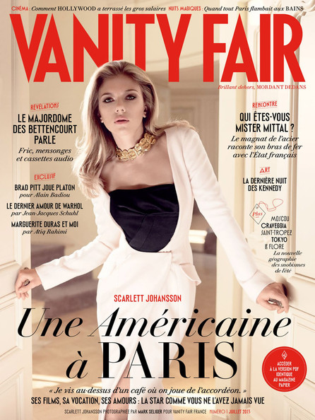 Scarlett Johansson Covers French 'Vanity Fair''s Debut Issue, Karl Lagerfeld's Bodyguard-Turned-Model, and More!