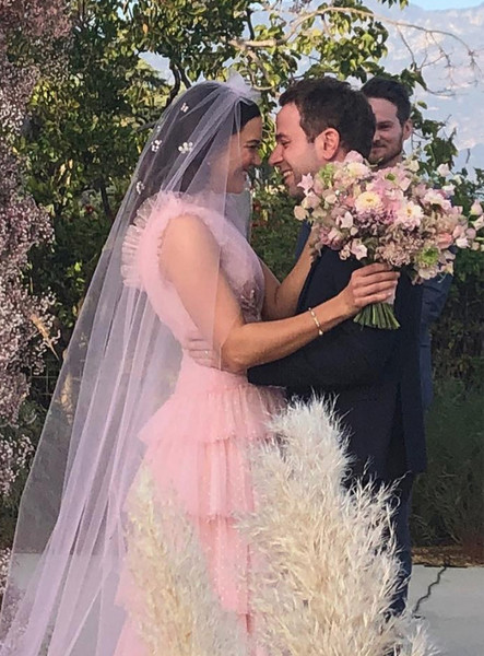 The Best Celebrity Wedding Dresses Of 2018