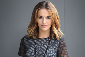 Look of the Day: Camilla Belle's Matching Skirt Set