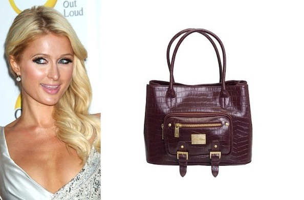 Paris Hilton Launches Handbag Store Online