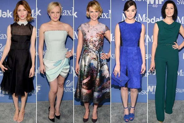 Best Dressed at the Crystal + Lucy Awards