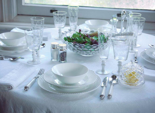 Glassware and Table Settings - Sneak Peek - Zara Home Launches in ...