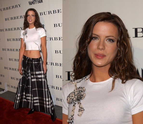 Kate Beckinsale Then -... Blake Lively