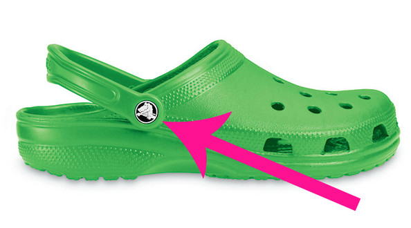 So, Counterfeit Crocs are Apparently a Thing