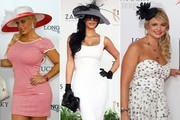 Celebs at the Kentucky Derby