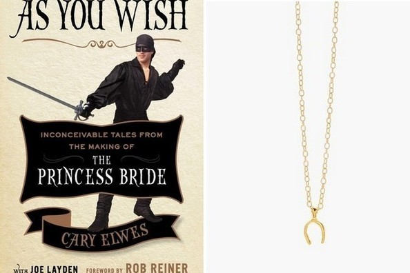 StyleBistro Book Club: 'As You Wish: Inconceivable Tales from the Making of The Princess Bride' by Cary Elwes