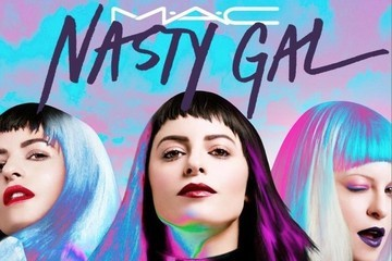 MAC Teams Up with Nasty Gal for a Boss Collection